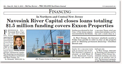 Mid Atlantic Real Estate Journal