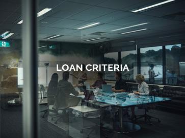 Loan Criteria